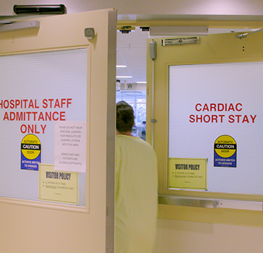 hospital-emergency-door-staff-only
